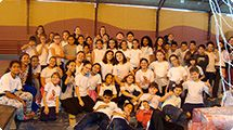 Emef Paulo Ricardo comemora Dia da Criança