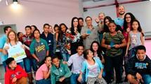 """Seminário """"Boas Práticas no Ensino"""" com professores da Rede Pública de Araçariguama"""