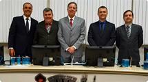 Câmara Municipal reelege Niltinho Bastos para Presidente