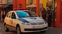 Guarda Civil de São Roque intensifica policiamento preventivo na área central
