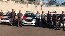 São Roque recebe 3 viaturas para a Polícia Militar