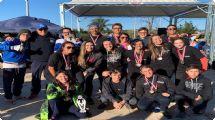 Natação são-roquense conquista 40 medalhas durante os Jogos Regionais 2019