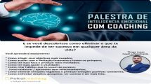 Bem-Estar Social ministra palestra sobre inteligência emocional com Thiago Lopes