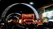 Caravana de Natal Coca-Cola desfila em São Roque amanhã 04/12.