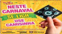 Vigilância Epidemiológica vai distribuir preservativos aos foliões nesse Carnaval