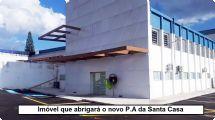 Vereadores visitam Santa Casa para conferirem instalação para pacientes com Coronavírus