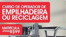 CURSO DE OPERADOR DE EMPILHADEIRA - NR11