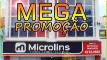 Mega promoção na Microlins!