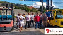 INTERATIVA ESTA COM MATRÍCULAS ABERTAS PARA O CURSO DE OPERADOR DE EMPILHADEIRA – NR11
